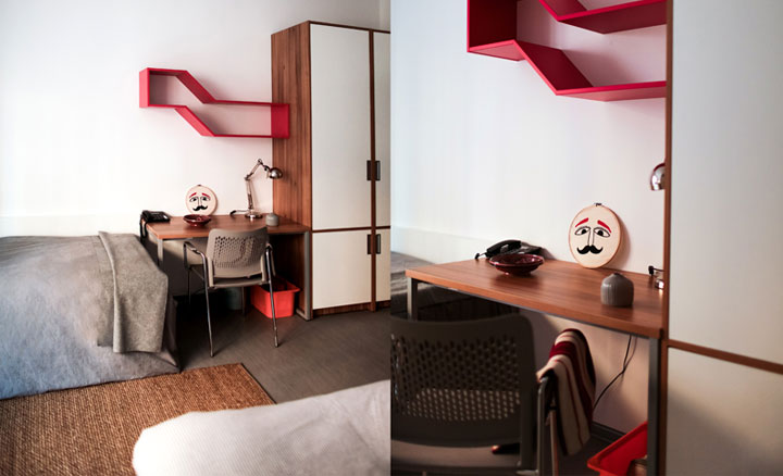 POLONIA Student's House - double room